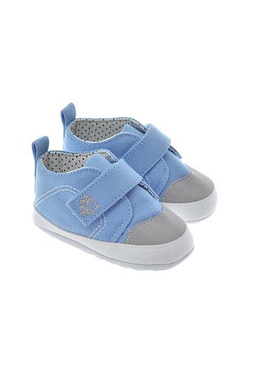 811615 Freesure Mavi Erkek Bebek Patik  Bebek Ayakkabı