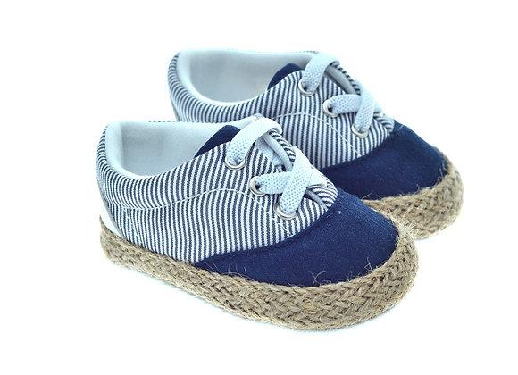 201118 Freesure Lacivert  Kız Bebek Patik  Bebek Ayakkabı