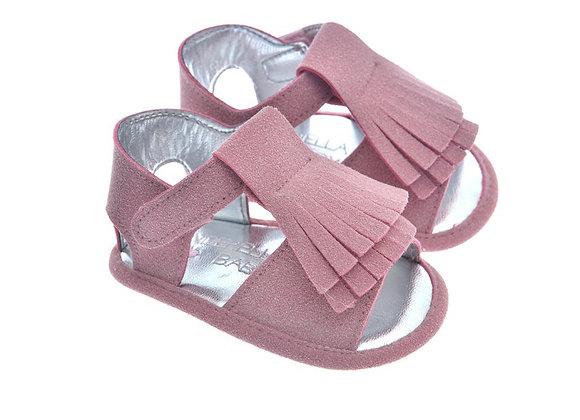 911232 Freesure Pembe Kız Bebek Patik  Bebek Ayakkabı