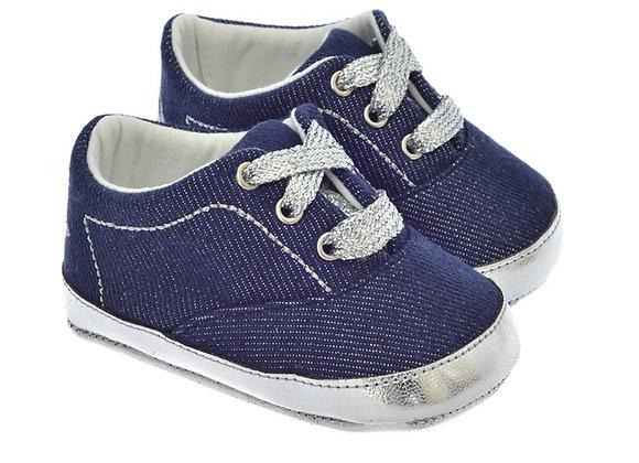 811608 Freesure Koyu Kot Kız Bebek Patik  Bebek Ayakkabı