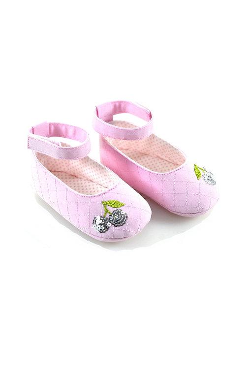 511002 Freesure Pembe Kız Bebek Patik  Bebek Ayakkabı