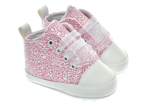 201115 Freesure Pembe Kız Bebek Patik  Bebek Ayakkabı