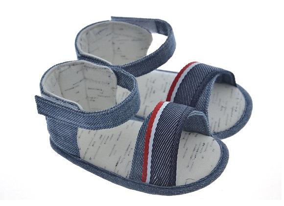 911230 Freesure Lacivert Kız Bebek Patik  Bebek Ayakkabı