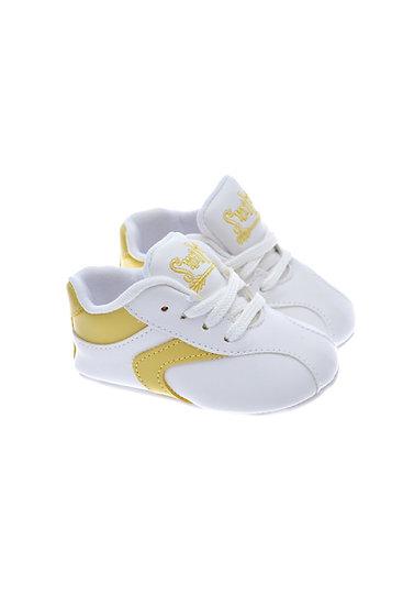201217 Freesure Sarı Erkek Bebek Patik  Bebek Ayakkabı