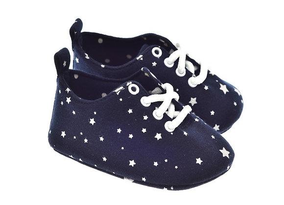 201221 Freesure Lacivert Erkek Bebek Patik  Bebek Ayakkabı