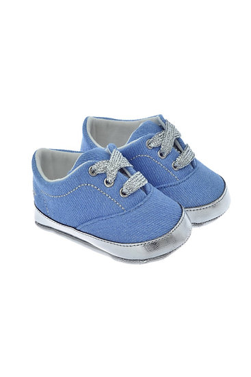 811608 Freesure Açık Kot Kız Bebek Patik  Bebek Ayakkabı