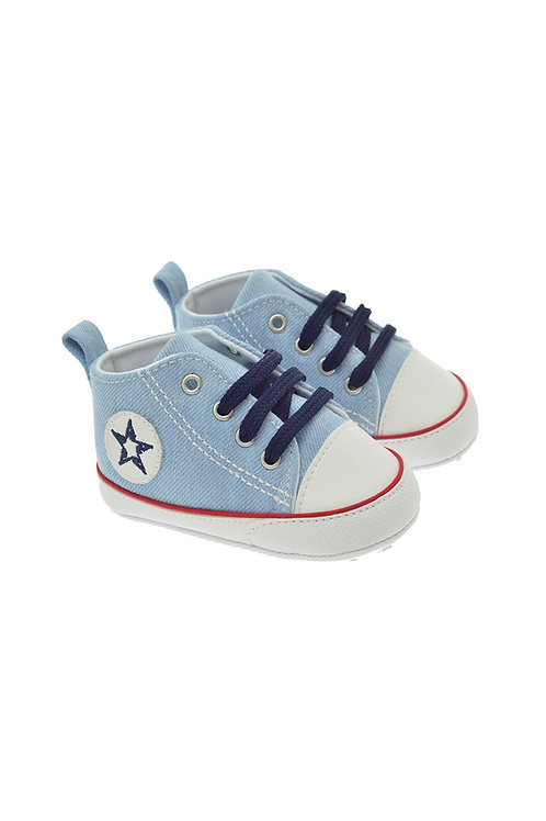 211817 L.Jean Freesure Erkek Bebek Patik Bebek Ayakkabı