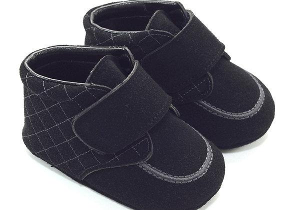 512158 Freesure Siyah Erkek Bebek Patik  Bebek Ayakkabı