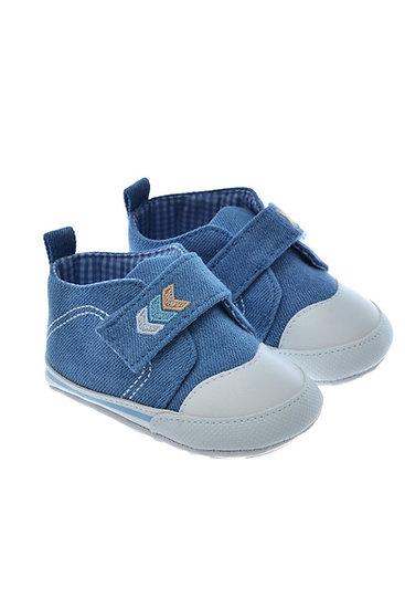 812866 Freesure Açık Jean Erkek Bebek Patik  Bebek Ayakkabı