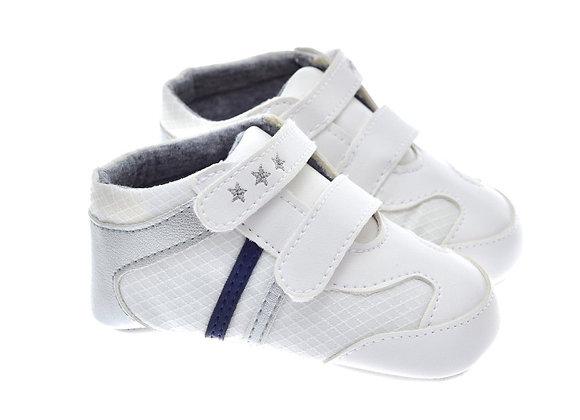 201227 Freesure Gri Erkek Bebek Patik  Bebek Ayakkabı