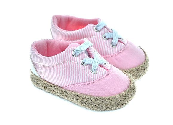 201118 Freesure Pembe  Kız Bebek Patik  Bebek Ayakkabı
