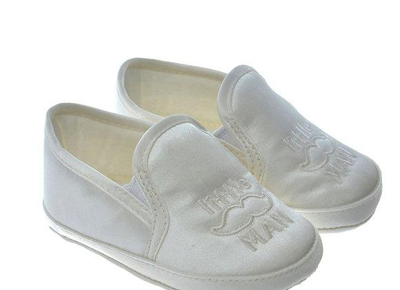 812857 Freesure Ekru Erkek Bebek Patik  Bebek Ayakkabı