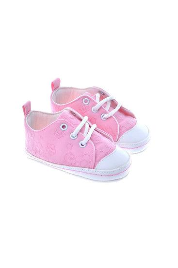 511006 Freesure Pembe Kız Bebek Patik  Bebek Ayakkabı