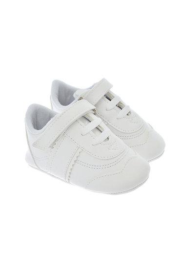 811701 Freesure Beyaz Erkek Bebek Patik  Bebek Ayakkabı