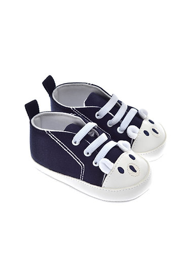 201212 Freesure Lacivert Erkek Bebek Patik  Bebek Ayakkabı