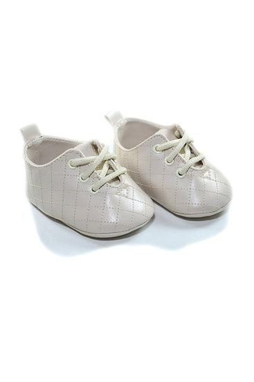 31401 Freesure Krem Erkek Bebek Patik  Bebek Ayakkabı