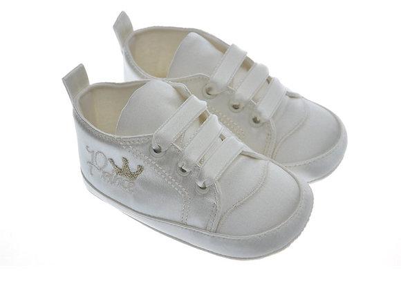 911419 Freesure Krem Erkek Bebek Patik  Bebek Ayakkabı