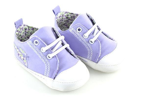 511016 Freesure Lila Kız Bebek Patik  Bebek Ayakkabı