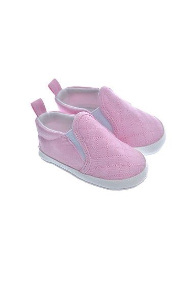 911223 Freesure Pembe Kız Bebek Patik  Bebek Ayakkabı