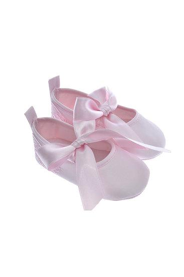 911227 Freesure Pembe Kız Bebek Patik  Bebek Ayakkabı
