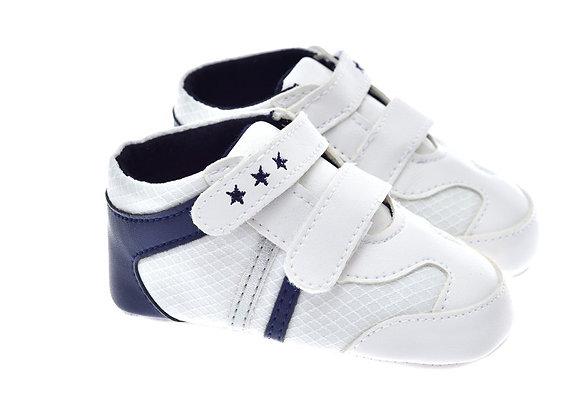 201227 Freesure Lacivert Erkek Bebek Patik  Bebek Ayakkabı