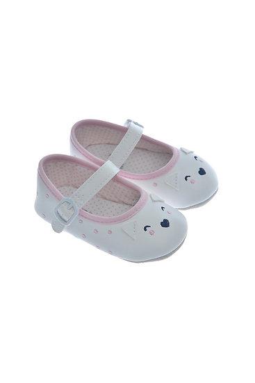911221 Freesure Pembe Kız Bebek Patik  Bebek Ayakkabı