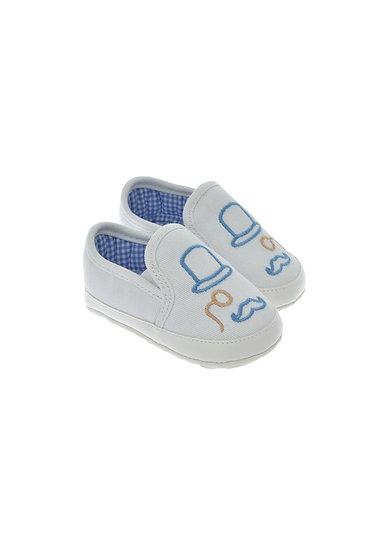 911417 Freesure Jean Erkek Bebek Patik  Bebek Ayakkabı