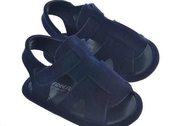 911414 Freesure Lacivert erkek Bebek Patik  Bebek Ayakkabı