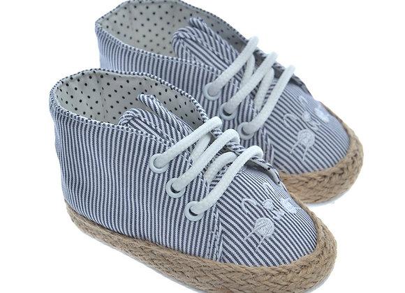 911228 Freesure Lacivert Kız Bebek Patik  Bebek Ayakkabı