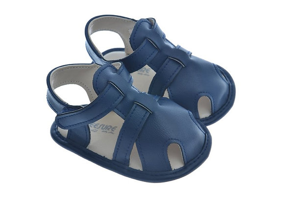 911418 Freesure Lacivert Erkek Bebek Patik  Bebek Ayakkabı