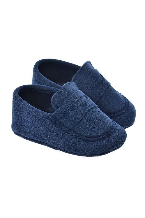 712505 Freesure Lacivert Erkek Bebek Patik  Bebek Ayakkabı