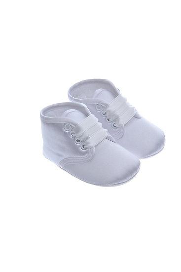 911423 Freesure Beyaz Erkek Bebek Patik  Bebek Ayakkabı