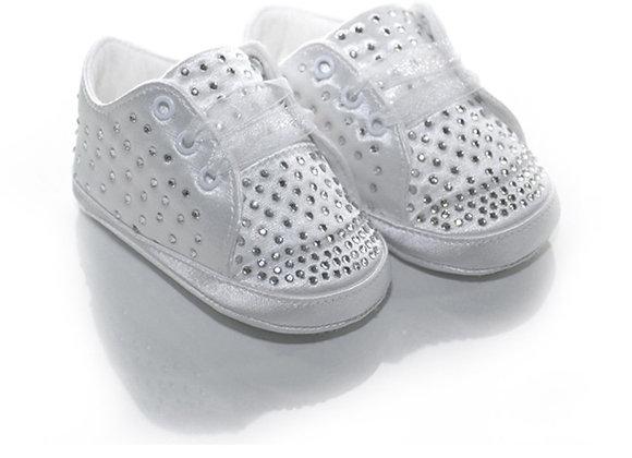31419 Freesure Beyaz Bebek Patik  Bebek Ayakkabı
