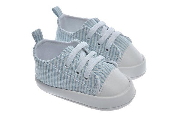 911406 Freesure Mavi Erkek Bebek Patik  Bebek Ayakkabı