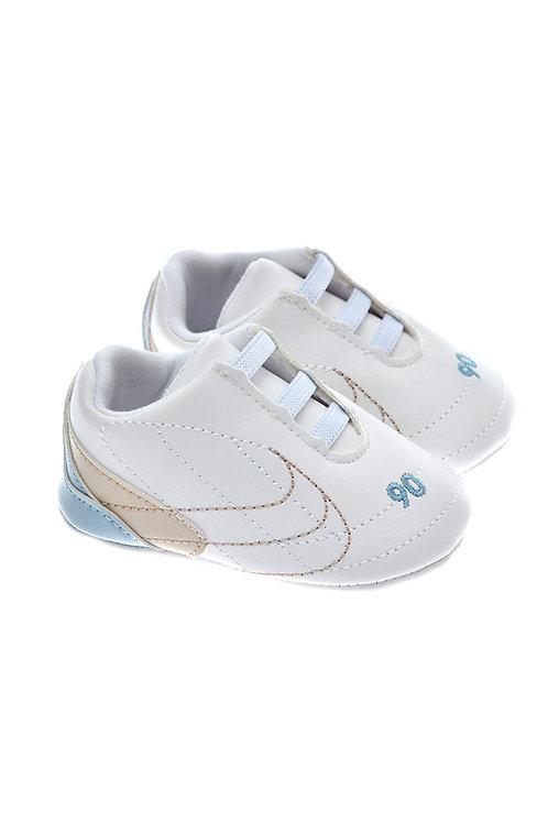 811705 Freesure Mavi Erkek Bebek Patik  Bebek Ayakkabı