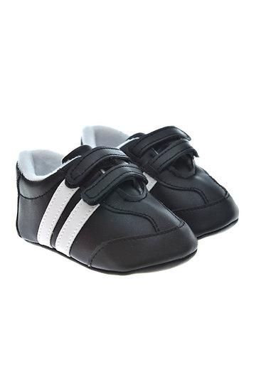 912550 Freesure Siyah  Erkek Bebek Patik  Bebek Ayakkabı