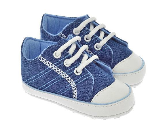 811719  Freesure Jean Erkek Bebek Patik  Bebek Ayakkabı