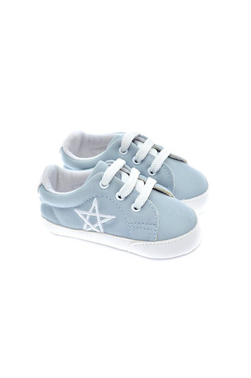 201220 Freesure Mavi Erkek Bebek Patik  Bebek Ayakkabı