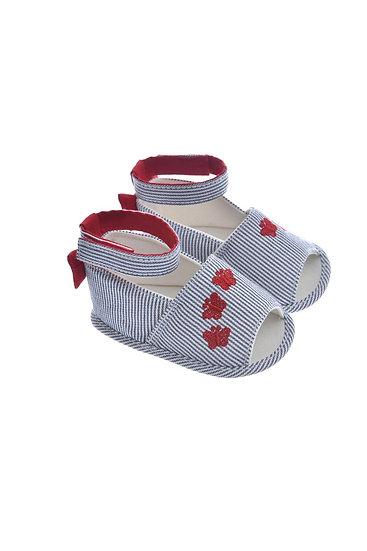 911231 Freesure Lacivert Kız Bebek Patik  Bebek Ayakkabı