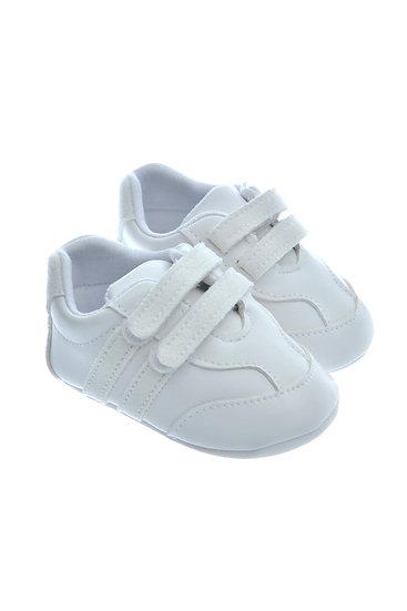 911410 Freesure Beyaz Erkek Bebek Patik  Bebek Ayakkabı
