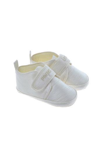 511066 Freesure Ekru Erkek Bebek Patik  Bebek Ayakkabı