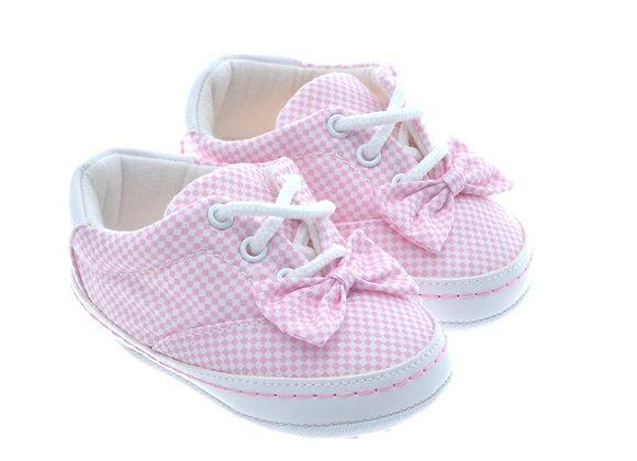 511014 Freesure Pembe Kız Bebek Patik  Bebek Ayakkabı