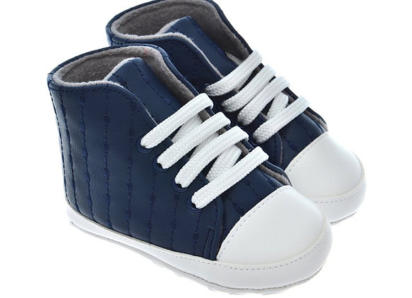 812852 Freesure Lacivert Bebek Patik Bebek Ayakkabısı