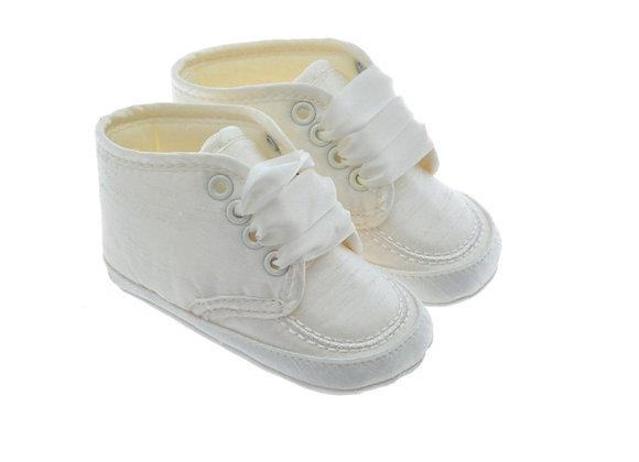 511067 Freesure Ekru Erkek Bebek Patik  Bebek Ayakkabı