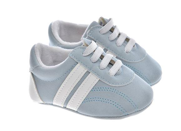 912560 Freesure Mavi Erkek Bebek Patik  Bebek Ayakkabı