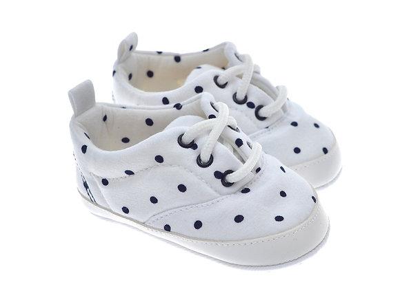 201215 Freesure Beyaz Erkek Bebek Patik  Bebek Ayakkabı