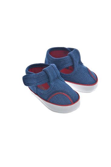 911421 Freesure Koyu Kot Erkek Bebek Patik  Bebek Ayakkabı