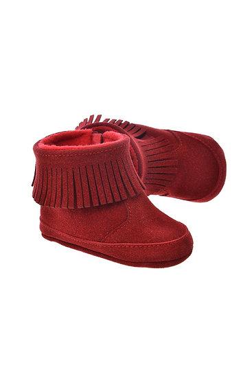 612217 Freesure Kırmızı Bebek Patik  Bebek Ayakkabı