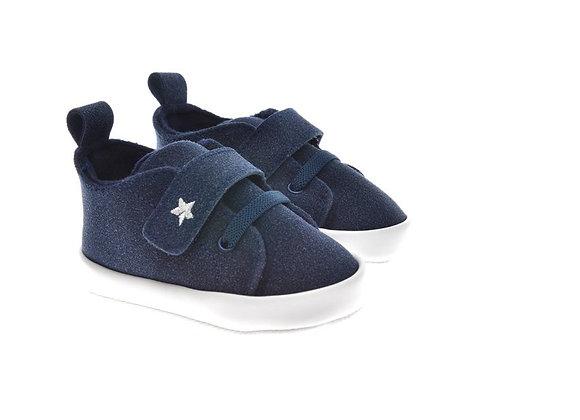 912555 Freesure Lacivert Erkek Bebek Patik  Bebek Ayakkabı