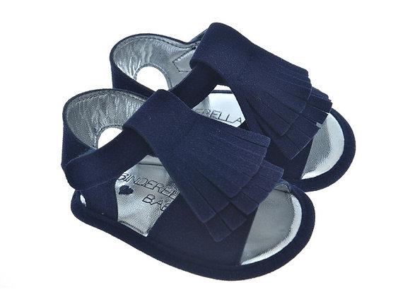 911232 Freesure Lacivert Kız Bebek Patik  Bebek Ayakkabı
